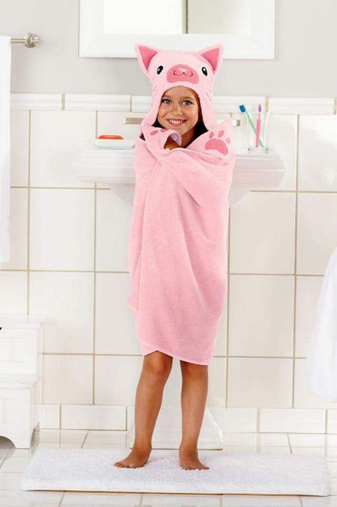 Jumping Beans Kitty Bath Towel by Jumping Beans - My100Brands