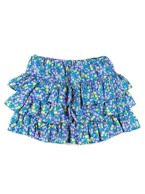 Ralph Lauren Girls' Floral Skirt by Ralph Lauren - My100Brands