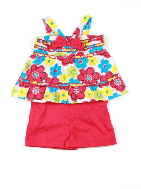 Baby Headquaters Top and Shorts by My100Brands - My100Brands