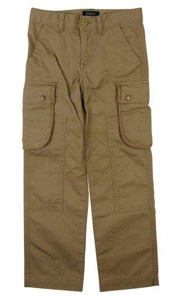Ralph Lauren Polo Boys' Cargo Pants by Ralph Lauren - My100Brands