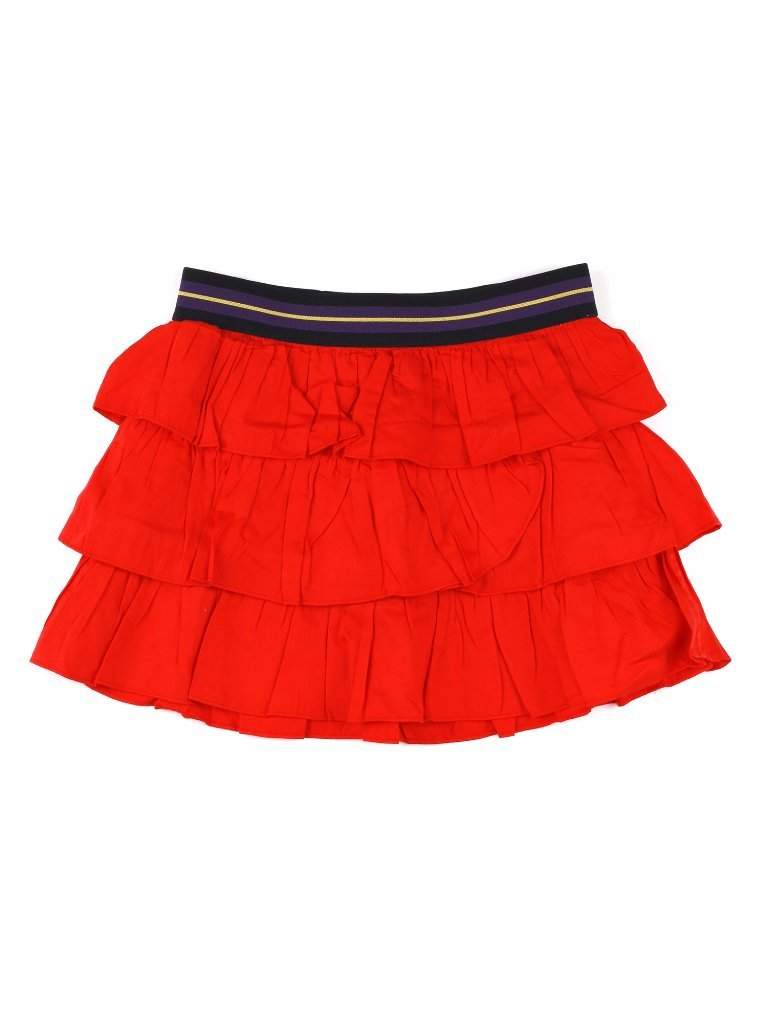Ralph Lauren Scarlet Pleated Skirt by Ralph Lauren - My100Brands