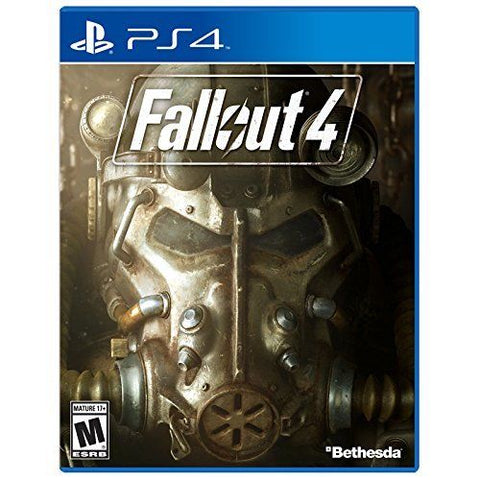Fallout 4 - PlayStation 4 by Bethesda - My100Brands