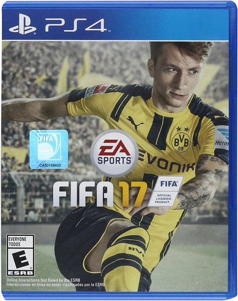 FIFA 17 for PS4 by EA Sports - My100Brands