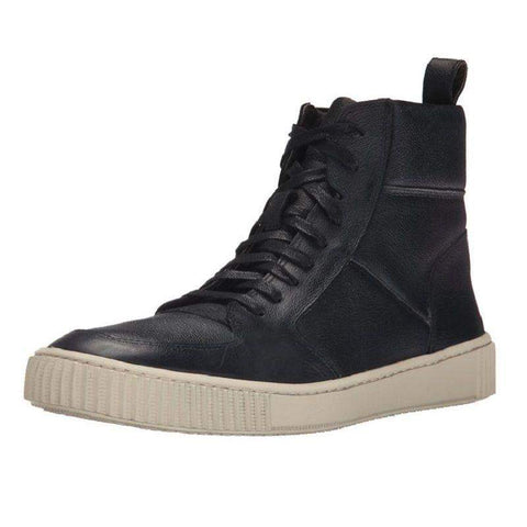 John Varvatos Men's Bedford High-Top Fashion Sneaker-My100Brands