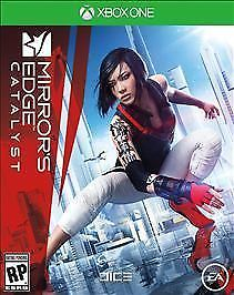 Mirror's Edge: Catalyst for XBox One by EA Sports - My100Brands