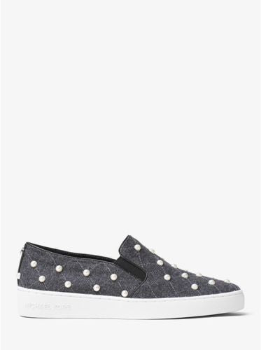 Michael Kors Keaton Flannel Slip-on-My100Brands