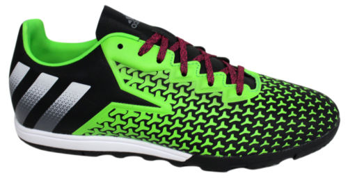 finest selection 4e72f 52039 Adidas Ace 16.2 CG Green Black Lace Up Football Trainers - My100Brands