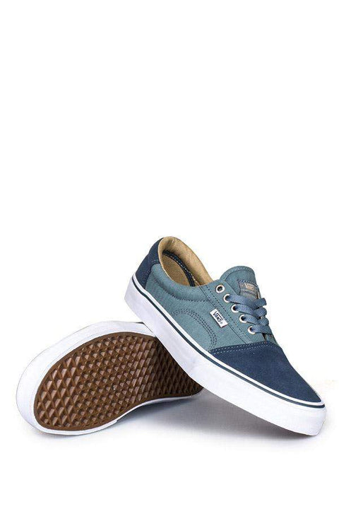 Vans - Rowley Solo Shoes - Herringbone Blue by Vans - My100Brands