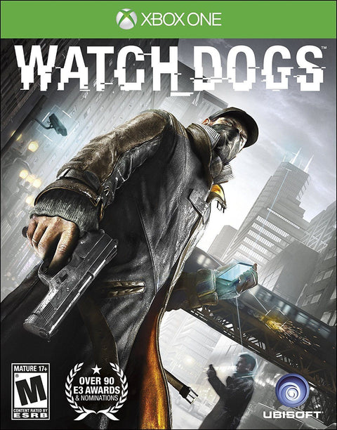 Watch Dogs - Xbox One Video Game by Ubisoft - My100Brands