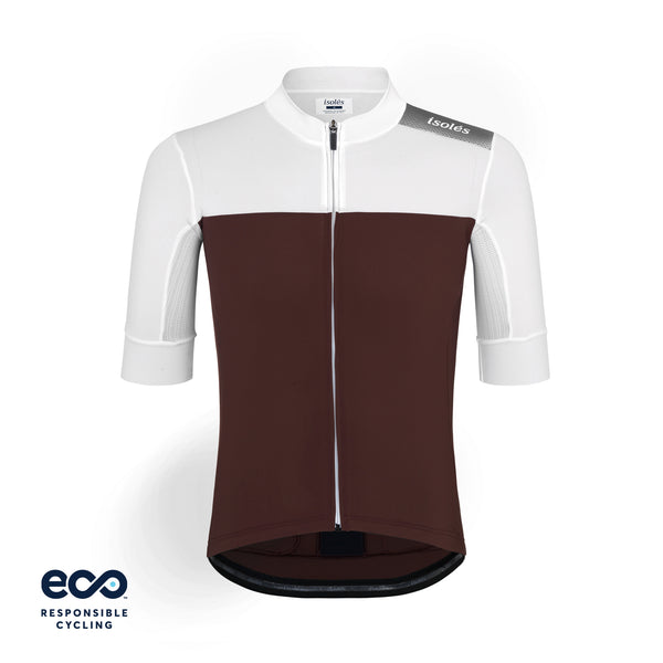 CHARLES JERSEY POMPEII RED ECO