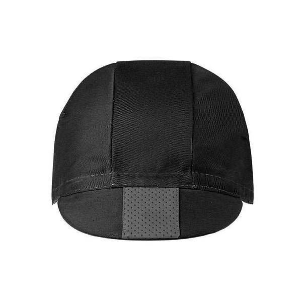 ERNEST SUMMER CAP BLACK