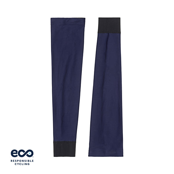 PAUL SUMMER ARM WARMERS NAVY ECO