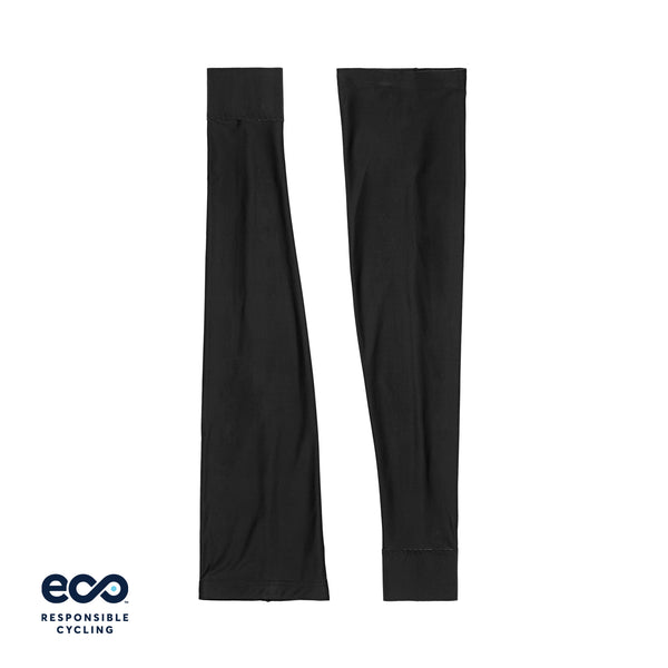 PAUL SUMMER LEG WARMERS BLACK ECO