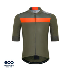 JULES JERSEY OLIVE GREEN ECO