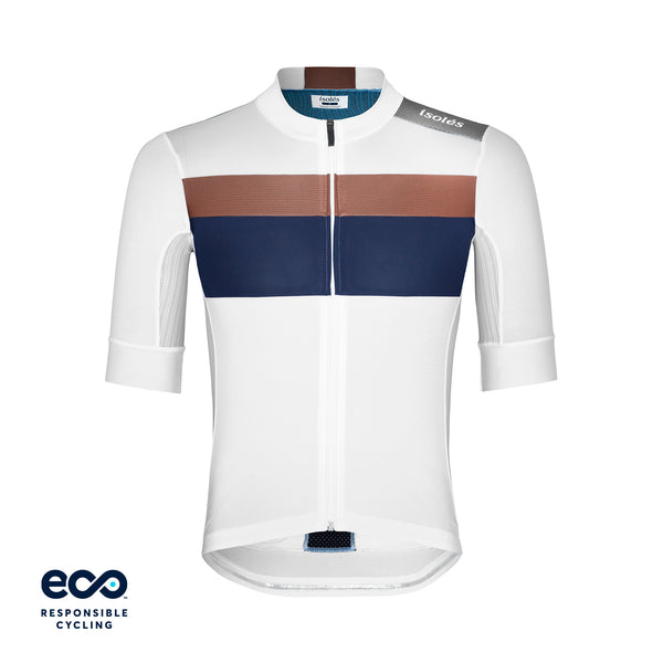 JULES JERSEY HS WHITE / NAVY ECO