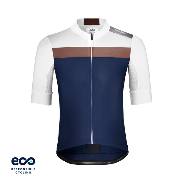JULES JERSEY NAVY / WHITE ECO