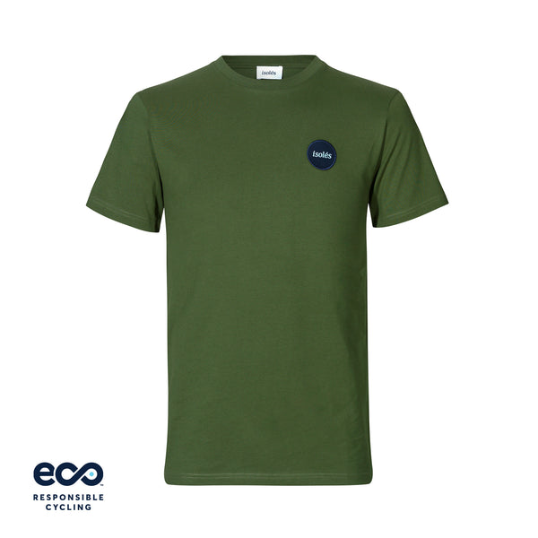 PAUL T-SHIRT FORREST GREEN ECO