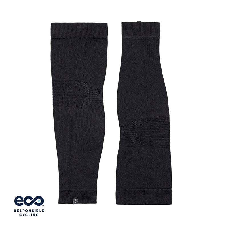 PAUL SEAMLESS ARM WARMERS BLACK ECO