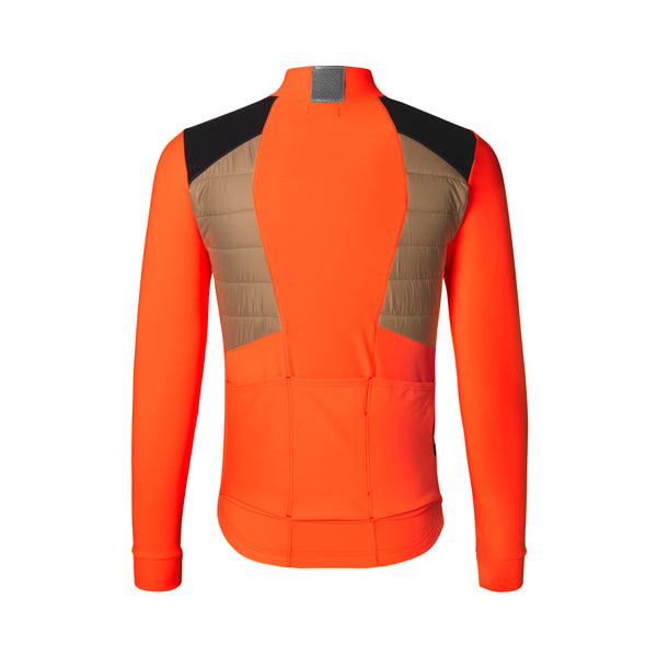 VINCENT WINTER JERSEY NEON ORANGE