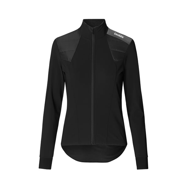 WOMEN'S ERNEST PADDED DEEP WINTER JACKET BLACK