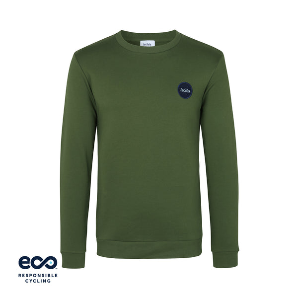 PAUL SWEAT FORREST GREEN ECO