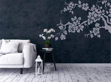 Blooming Tree Big & Small Sizes Colour Wall Sticker Decor Art Craft Branch 'Tree92'