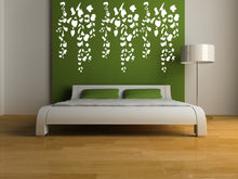 IVY Climber Leaves Big & Small Sizes Colour Wall Sticker Shabby Chic Romantic Style 'IVY'
