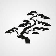 SHORT BONSAI TREE Sizes Reusable Stencil Floral Oriental Shabby Chic 'Tree7'