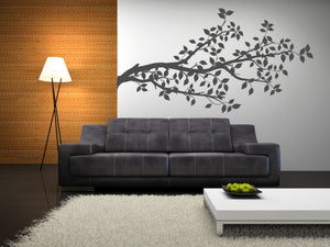 TREE BRANCH  Big & Small Sizes Colour Wall Sticker Shabby Chic Romantic Floral Style 'Tree88'