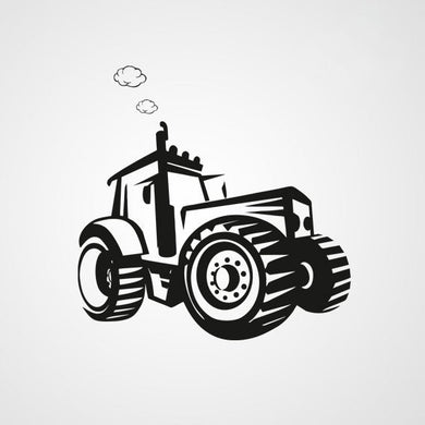 TRACTOR KIDS ROOM Sizes Reusable Stencil Kids Room Modern Style / Kids155