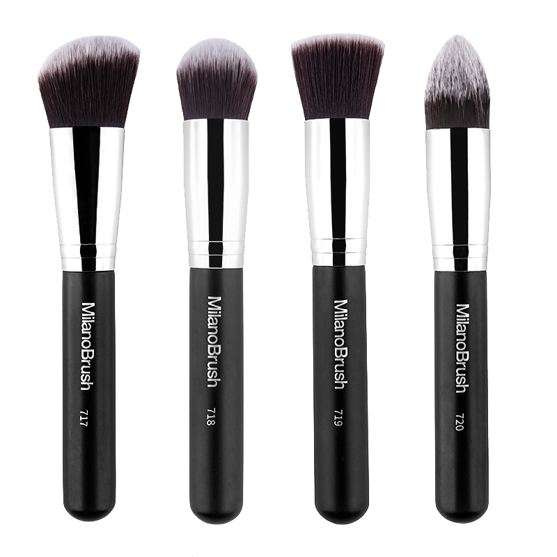 MilanoBrush Flawless Face Brush Kit