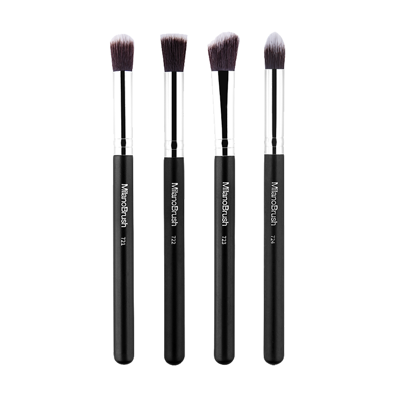 MilanoBrush Precision Face Brush Kit