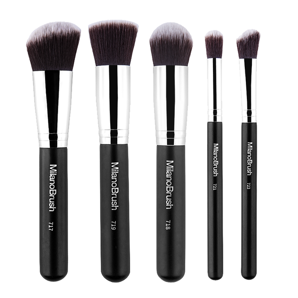 MilanoBrush Essential Face Brush Kit