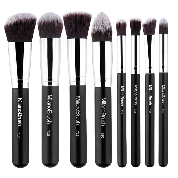 MilanoBrush Ultimate Face Brush Kit