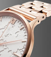 World Traveler Date RGW 36.5MM <b>New & Swiss Made</b>, watch, flachsmannwatches.ch, flachsmannwatches.ch- flachsmannwatches.ch
