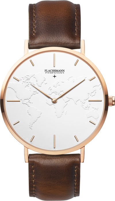 Gift Card for 41 mm World traveler Watch 204.-, watch, flachsmannwatches.ch, flachsmannwatches.ch- flachsmannwatches.ch
