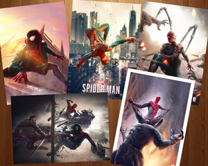 SPIDER-MAN BUNDLE