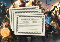 Avengers Assemble Limited Edition