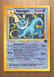 Vaporeon - Giant Pokemon Card Print