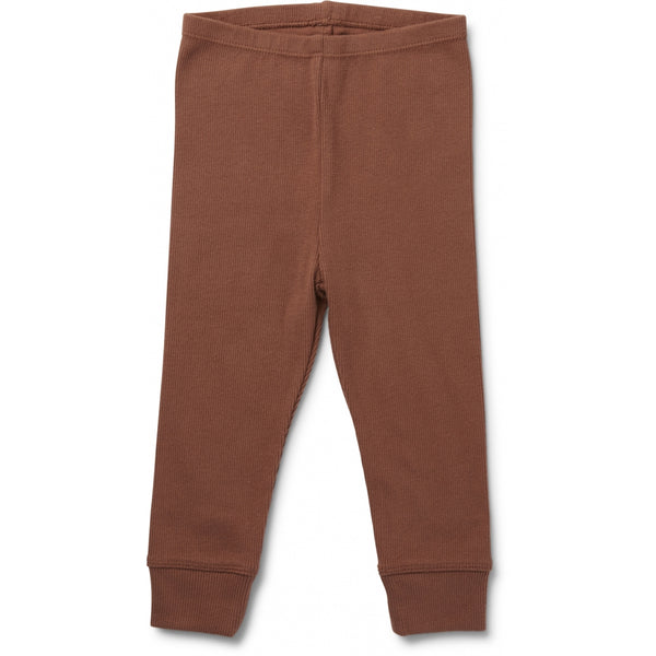 Siff Leggings - Choco Bean