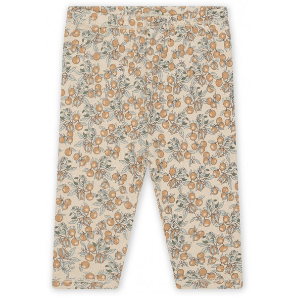 New Born Pants - Orangery Beige