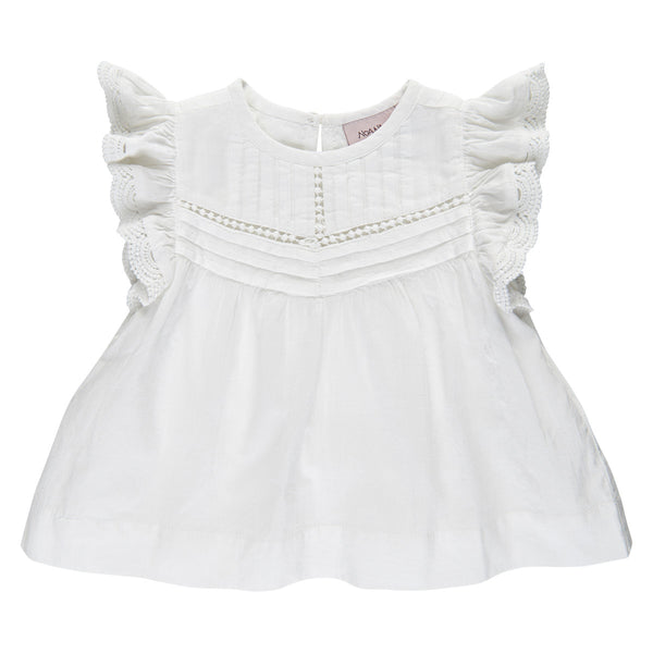 Noa Noa Miniature top - White