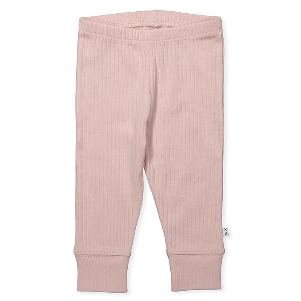 Rib-leggins - rosa  Small One