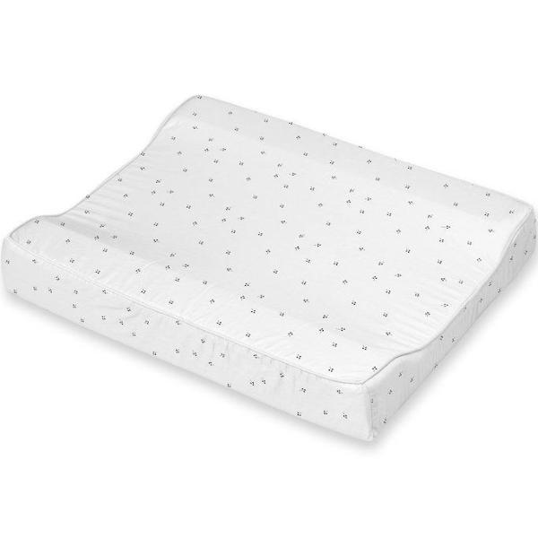 Changing cushion - White tree dots