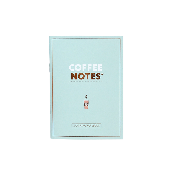Notesbog - coffee notes  Grand Stories Design