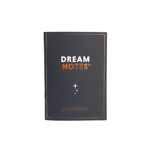 Notesbog - dream notes