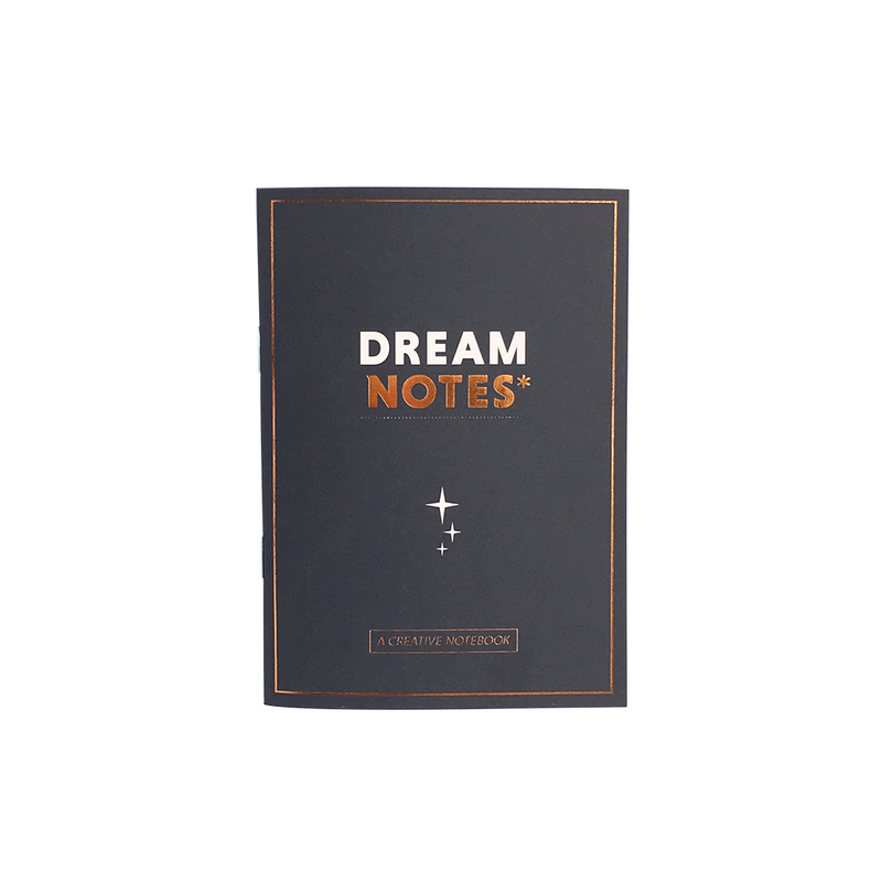 Notesbog - dream notes  Grand Stories Design