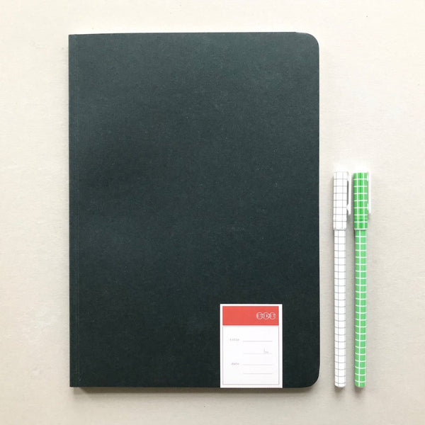 Sketch book - Lined  Etiket Paper