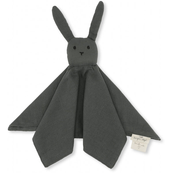 """Sleepy Rabbit"" kanin-nusseklud (Teal)"