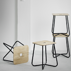 AMS Stool  Kunov Design